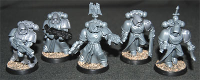 3rd Co Command Squad