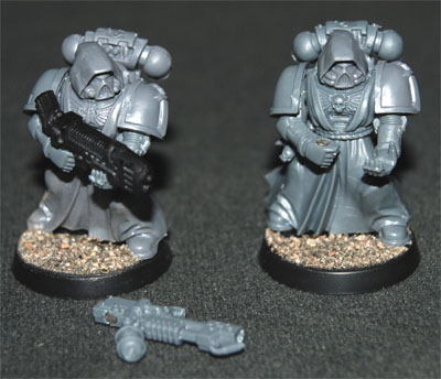 Magnetizing Special Weapons