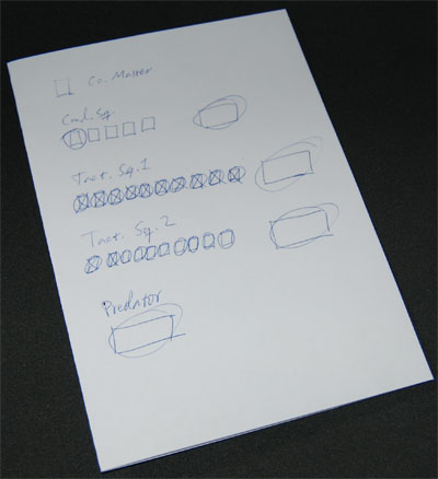 Goal Sheet